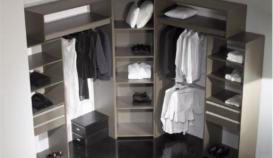 agencement dressing sur mesure placards et autres rangements. Black Bedroom Furniture Sets. Home Design Ideas